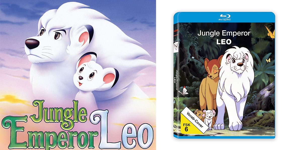 Jungle Emperor Leo - Der Kinofilm